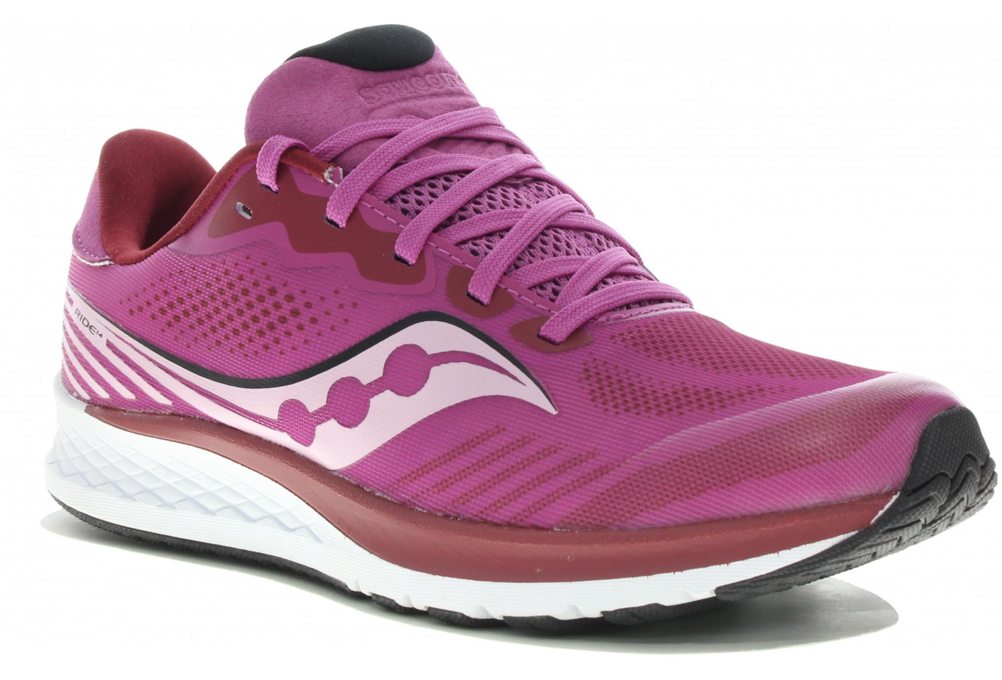 Saucony Ride 14 Fille Chaussures running femme