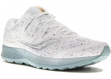 Saucony Ride ISO White Noise M