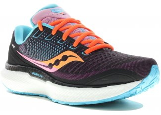 Saucony Triumph 18 Bright Future Black