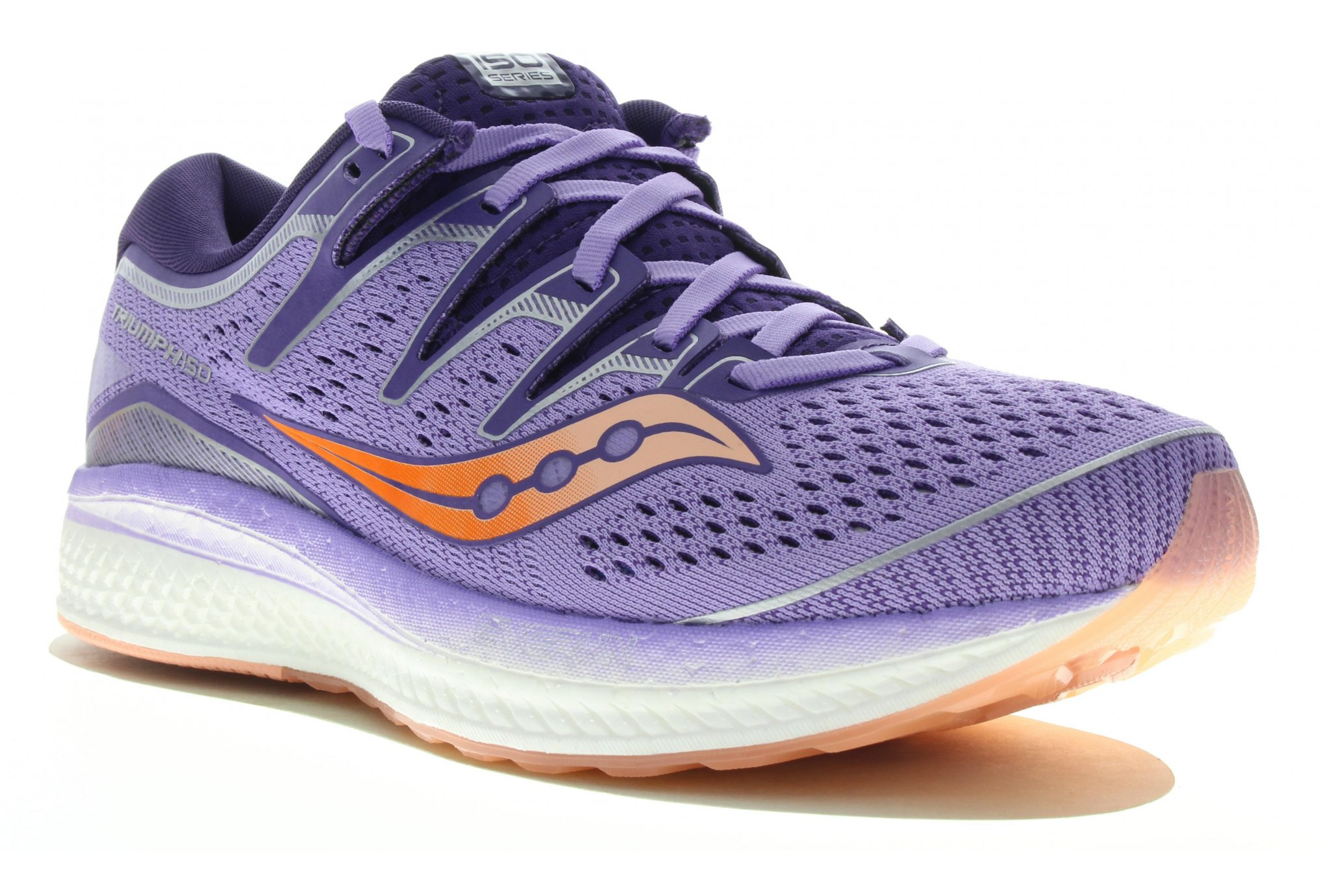 Saucony Triumph ISO 5 W Chaussures running femme