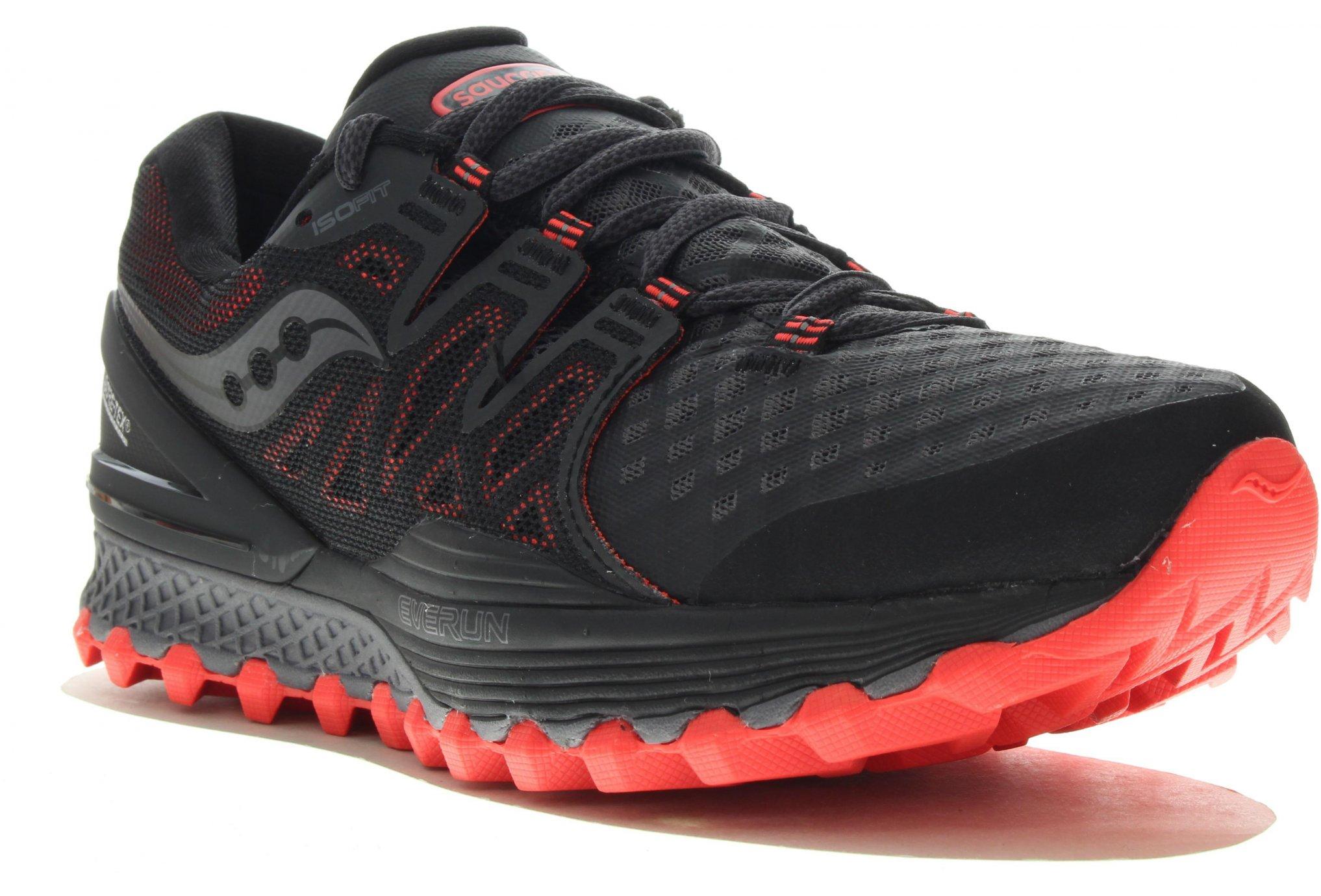 Saucony Xodus ISO 2 Gore-Tex W Diététique Chaussures femme
