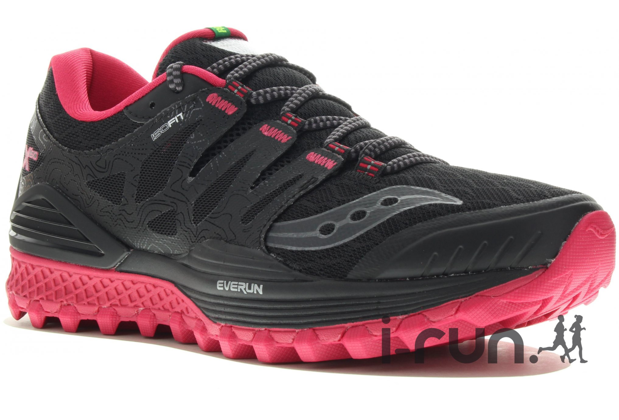 Saucony Xodus ISO W Chaussures running femme