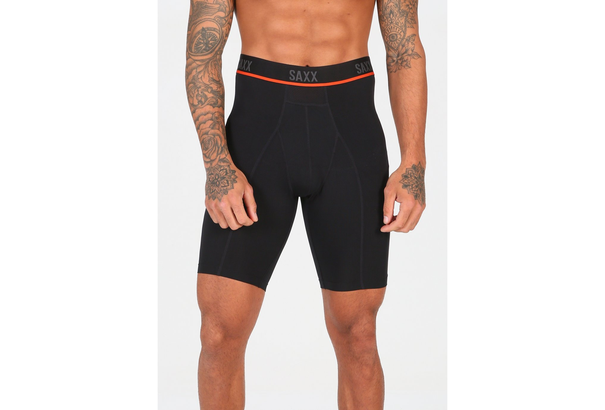 Saxx Kinetic HD Long M vêtement running homme
