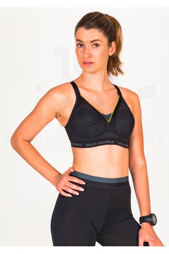 Shock Absorber Active Shaped Support