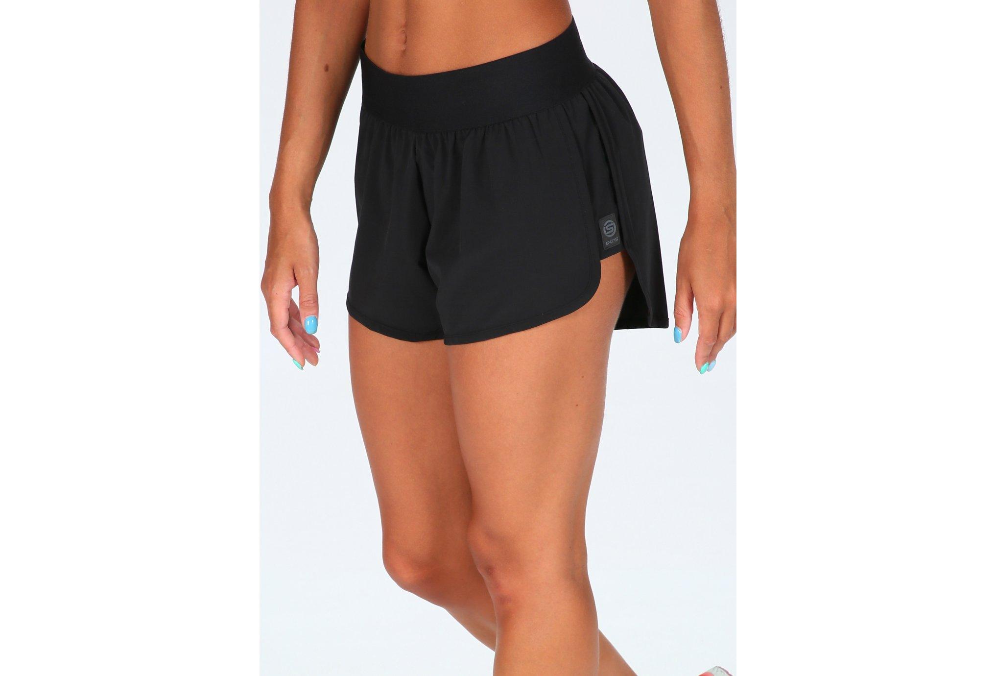 Skins Activewear Swipe Hi Lo W vêtement running femme