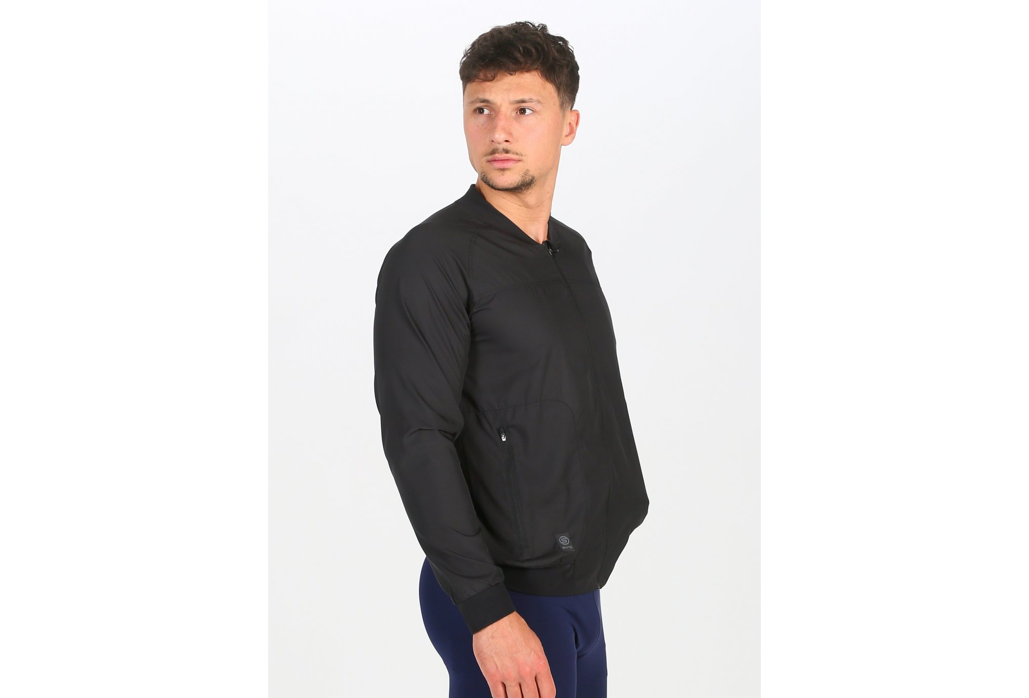 Skins Activewear Vayder Bomber Run M vêtement running homme