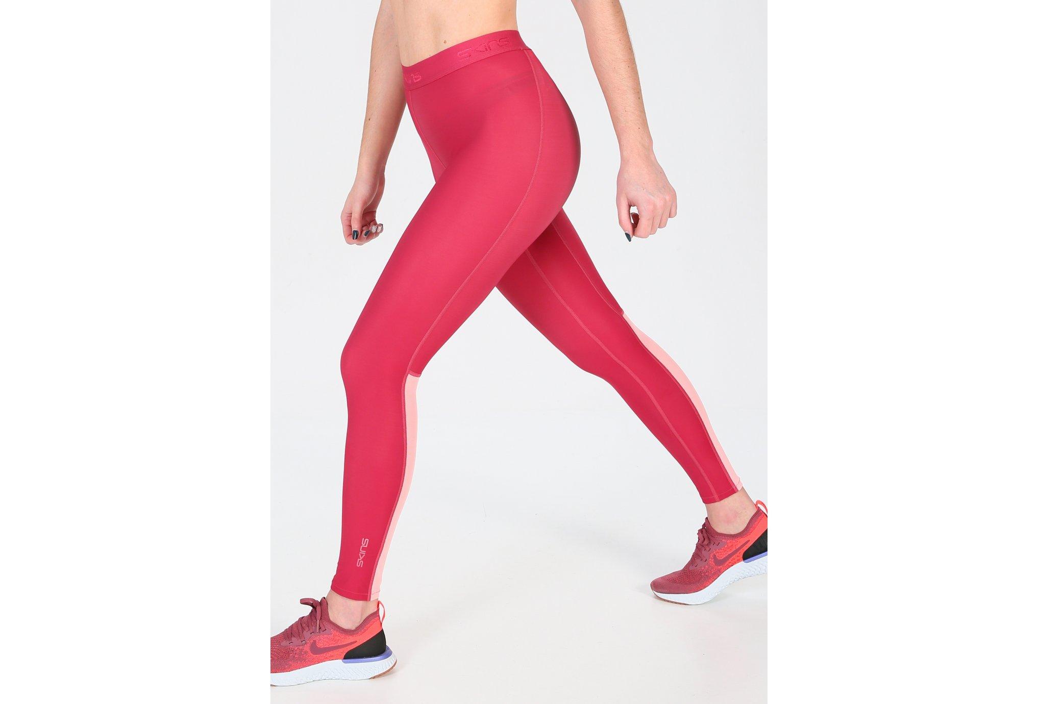 Skins DNAmic 7/8 W vêtement running femme