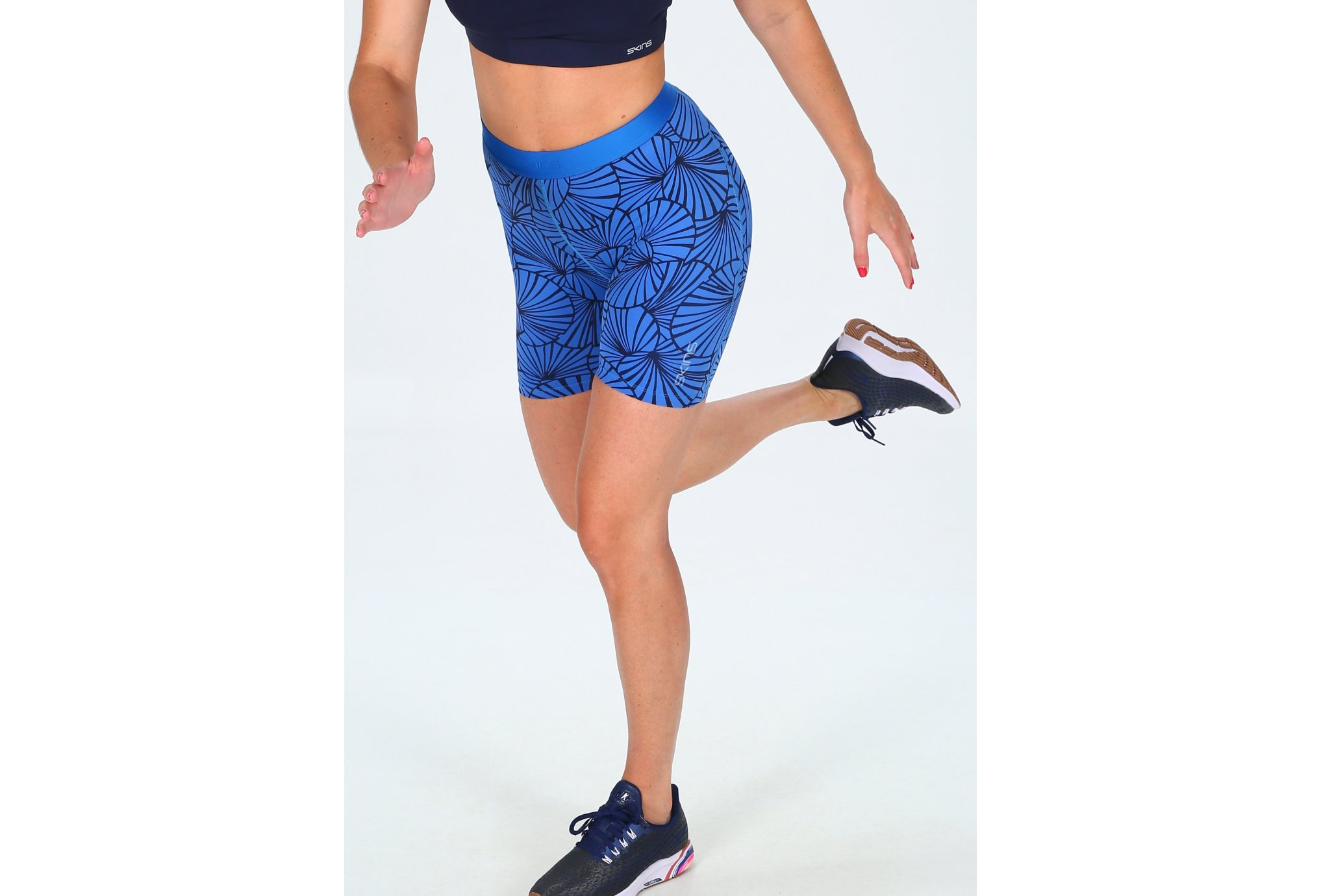 Skins DNAmic Graphic W vêtement running femme