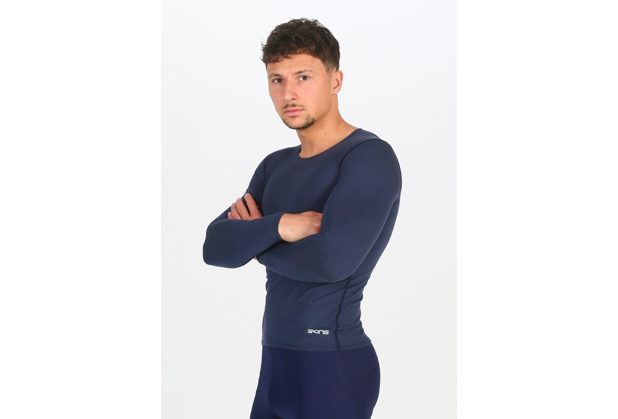 Skins DNAmic Sleep Recovery M vêtement running homme
