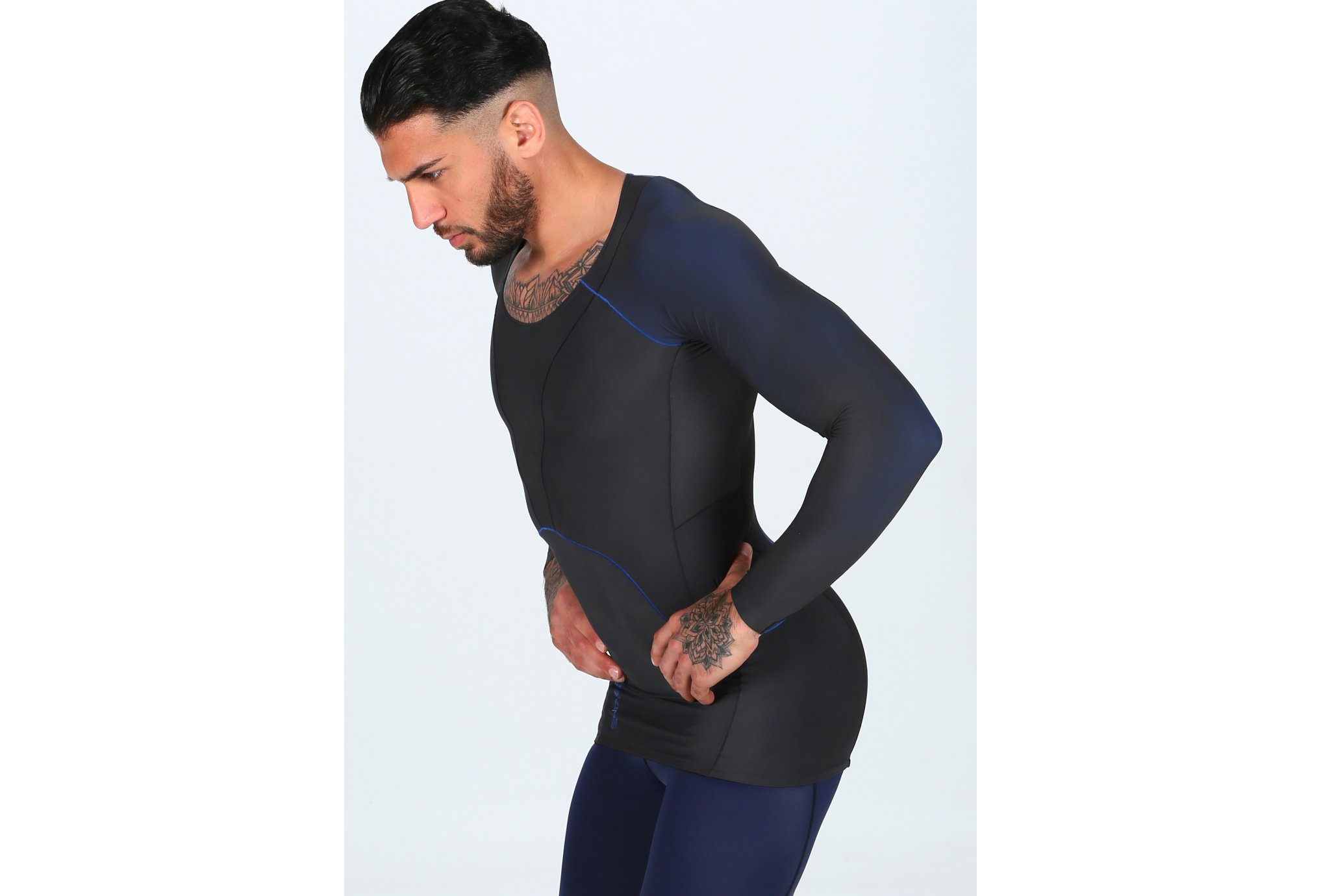 Skins Recovery RY400 M vêtement running homme