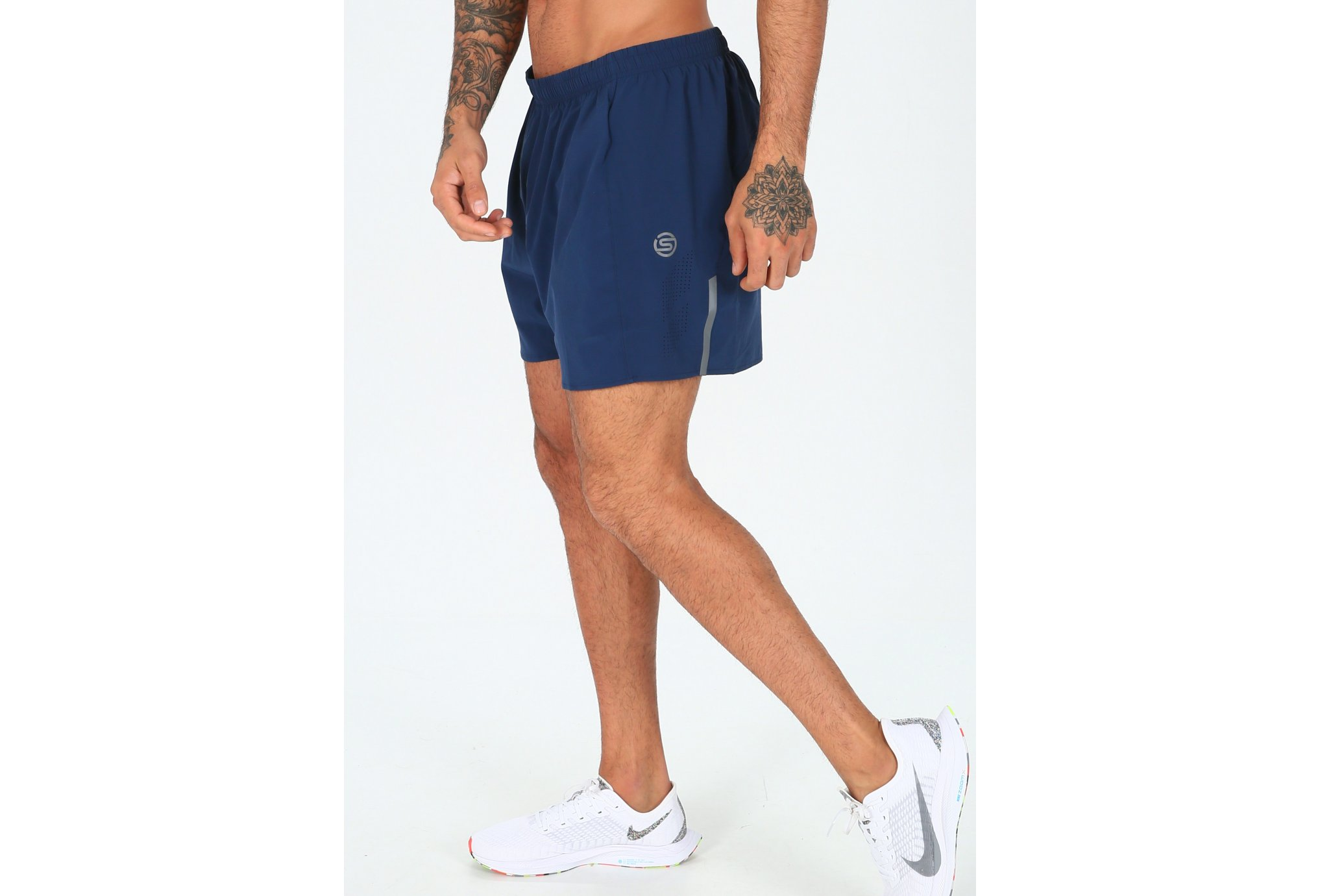 Skins Short Plus Attrex 4inch M vêtement running homme