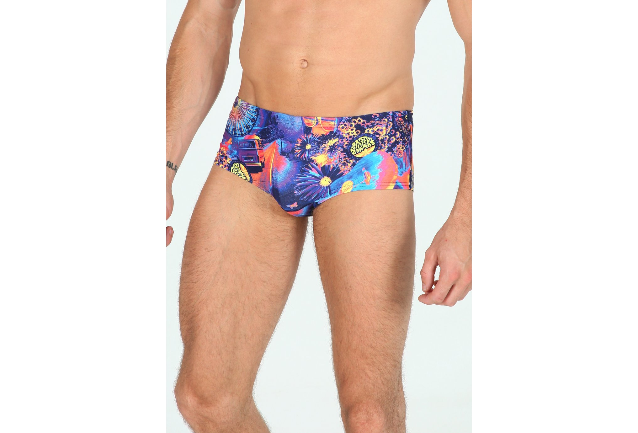 Speedo End All Over M vêtement running homme