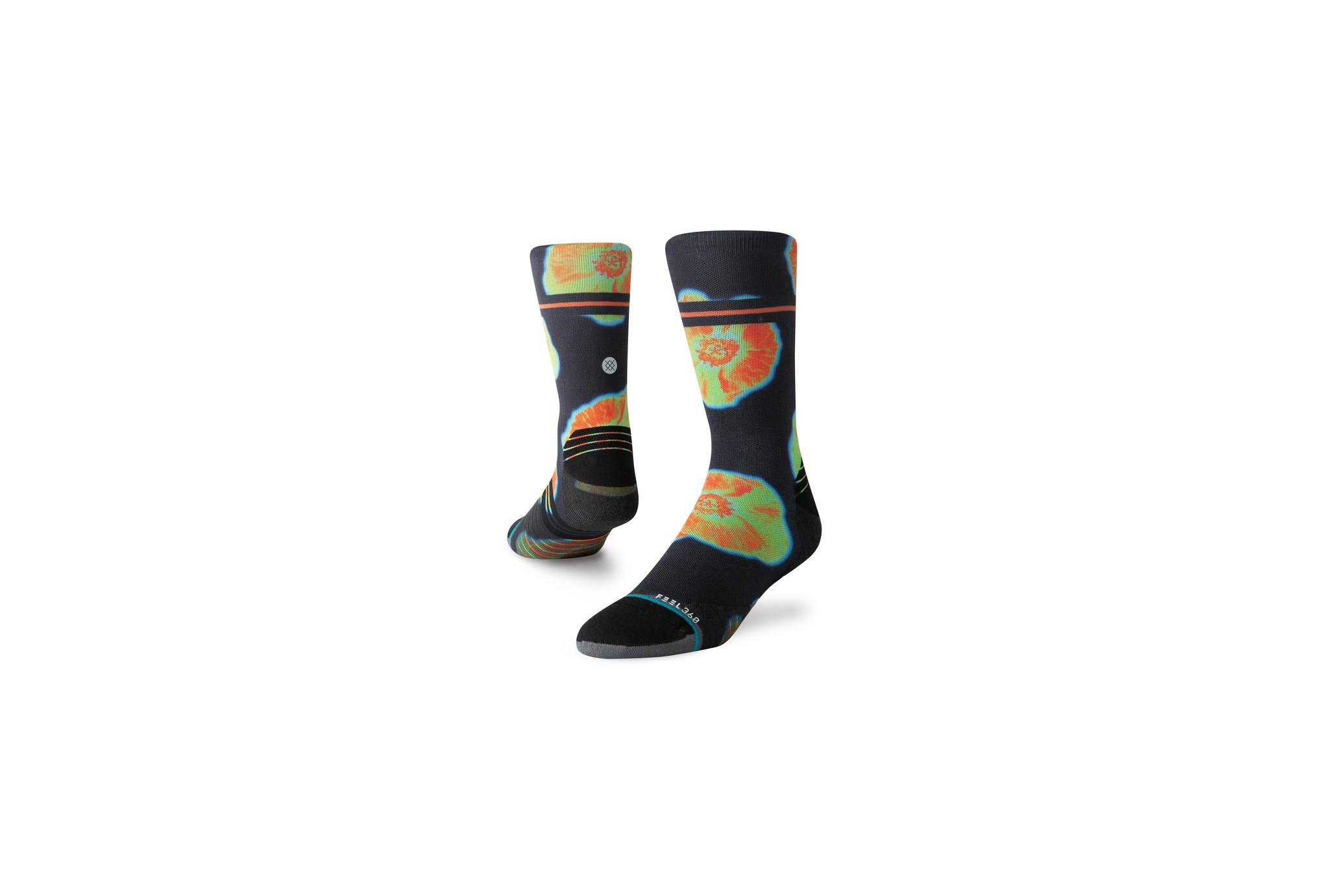 Stance High Heat Thermo Run M Chaussettes