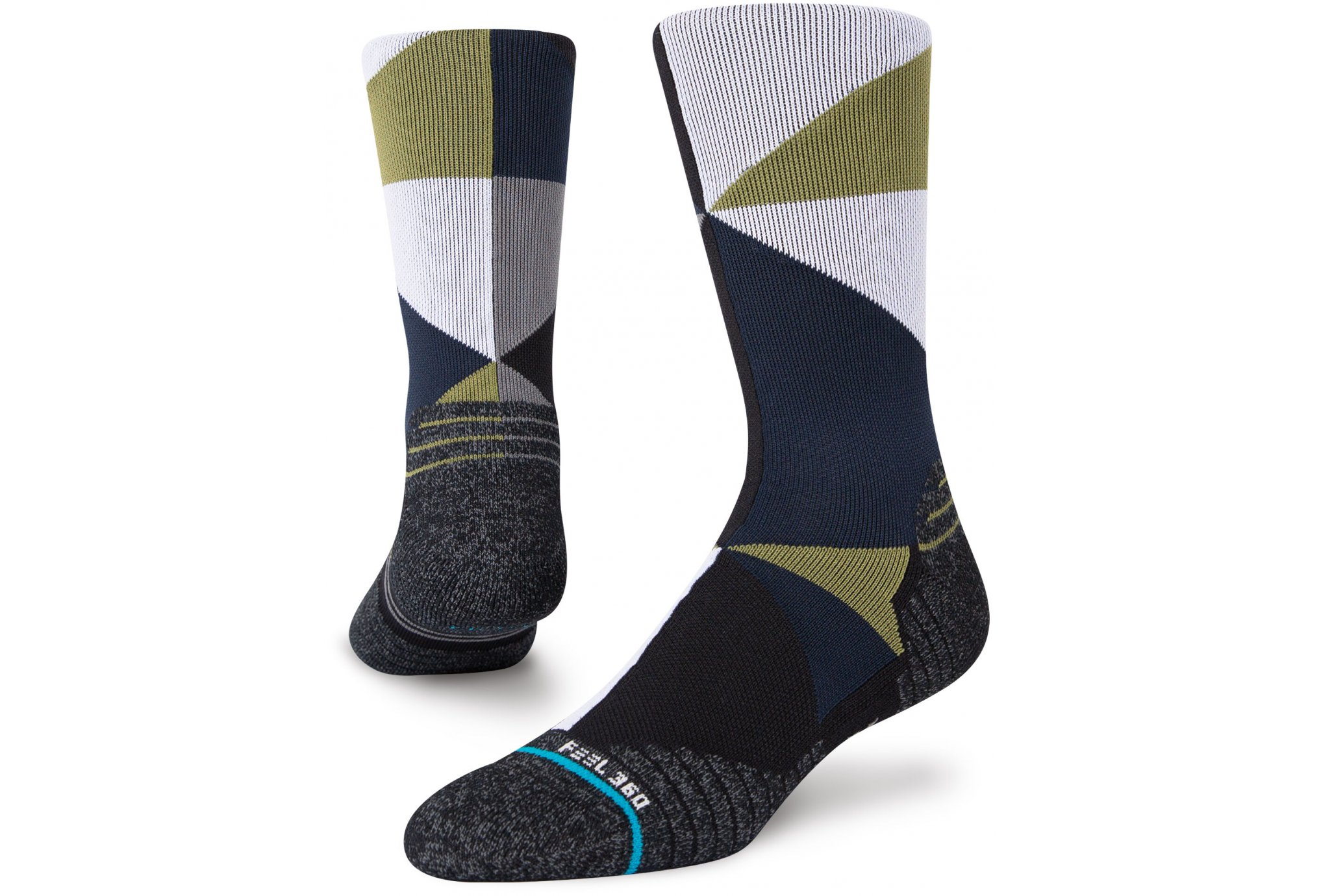 Stance Resolute Crew Chaussettes