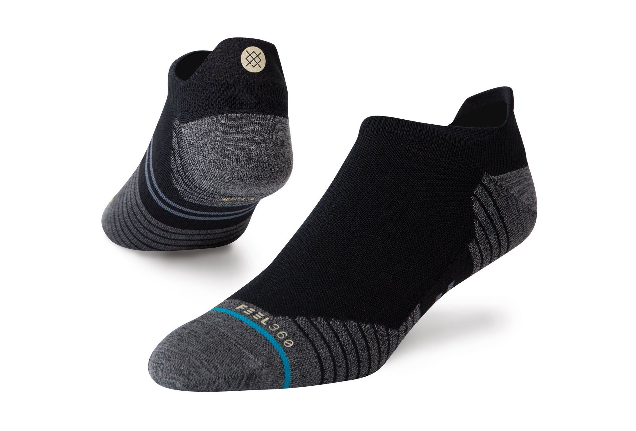 Stance Run Light Tab ST Chaussettes