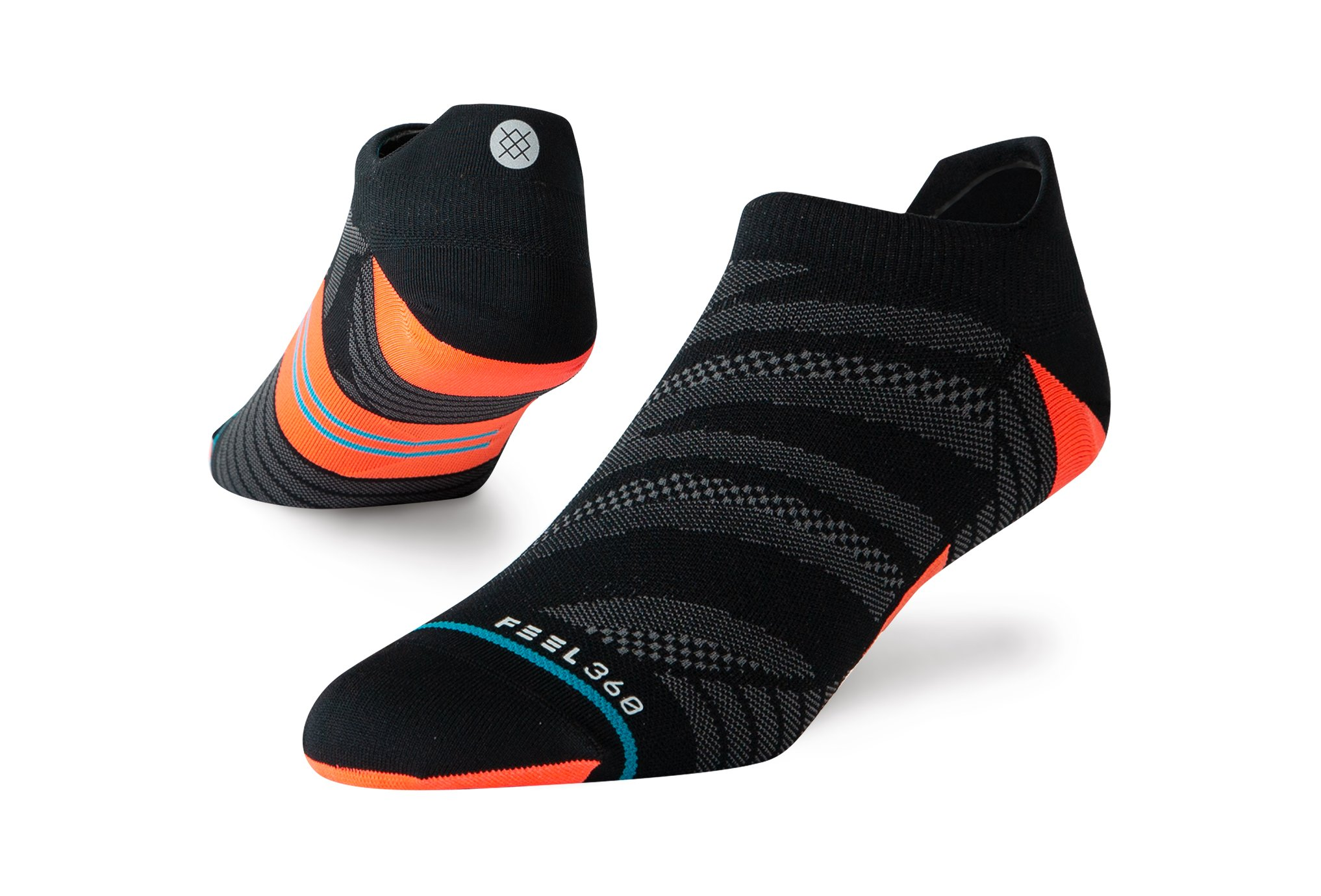 Stance Uncommon Lite Run Tab M Chaussettes