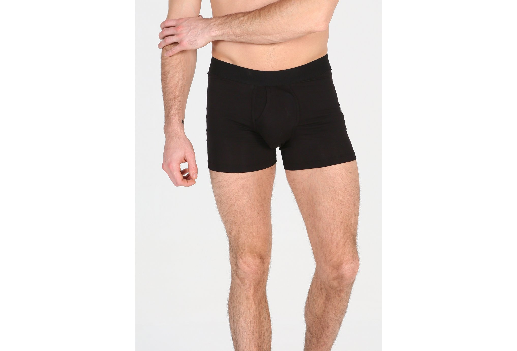 Stance Wholester Staple 4in Boxer Brief vêtement running homme