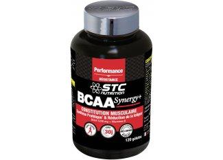 STC Nutrition BCAA Synergy+ 120 cápsulas