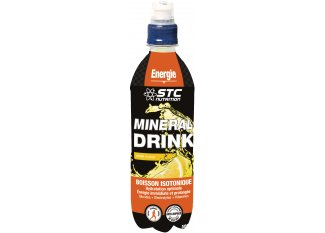 STC Nutrition Bebida Mineral Drink de limón