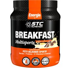 STC Nutrition Breakfast Multisport 450g - Cappuccino