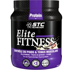 STC Nutrition Elite Fitness - Vanille 350 g