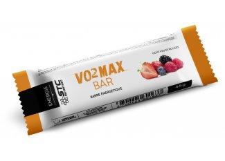 STC Nutrition Estuche 5 barras energéticas VO2 Max frutos rojos