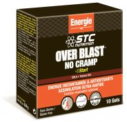STC Nutrition Etui Gels Over Blast No Cramp - Cola