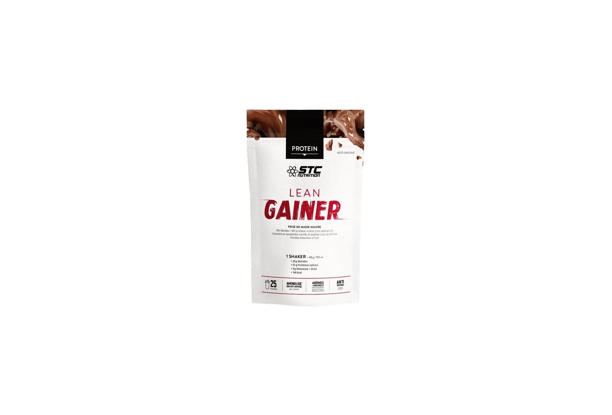 STC Nutrition Gainer Pure Performance 1 kg - chocolat Diététique Protéines / récupération