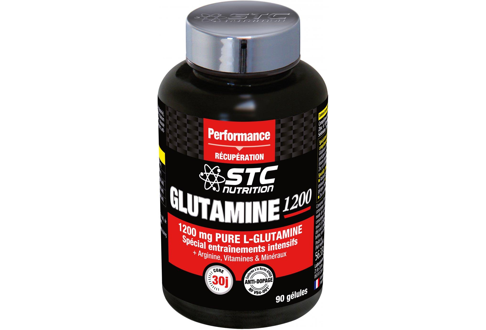 STC Nutrition Glutamine 1200 Diététique Compléments