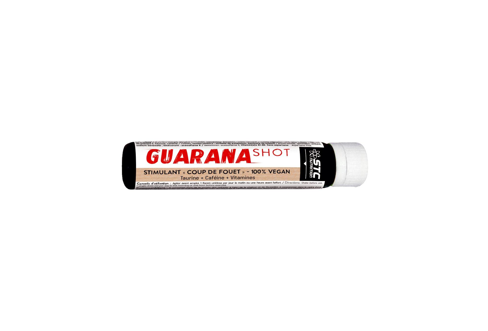 STC Nutrition Frasco de Guaraná 25 ml Diététique Compléments