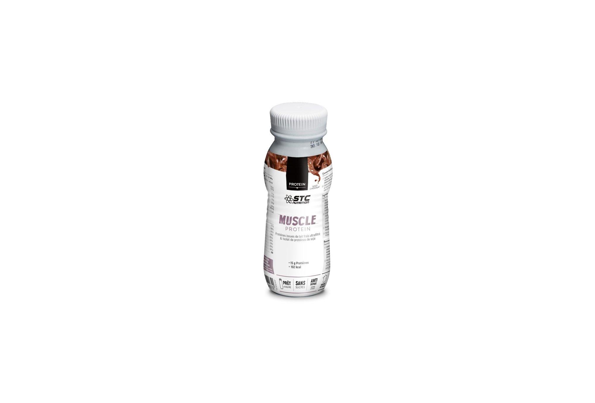 STC Nutrition Muscle Protein 250 ml - Chocolat Diététique Protéines / récupération