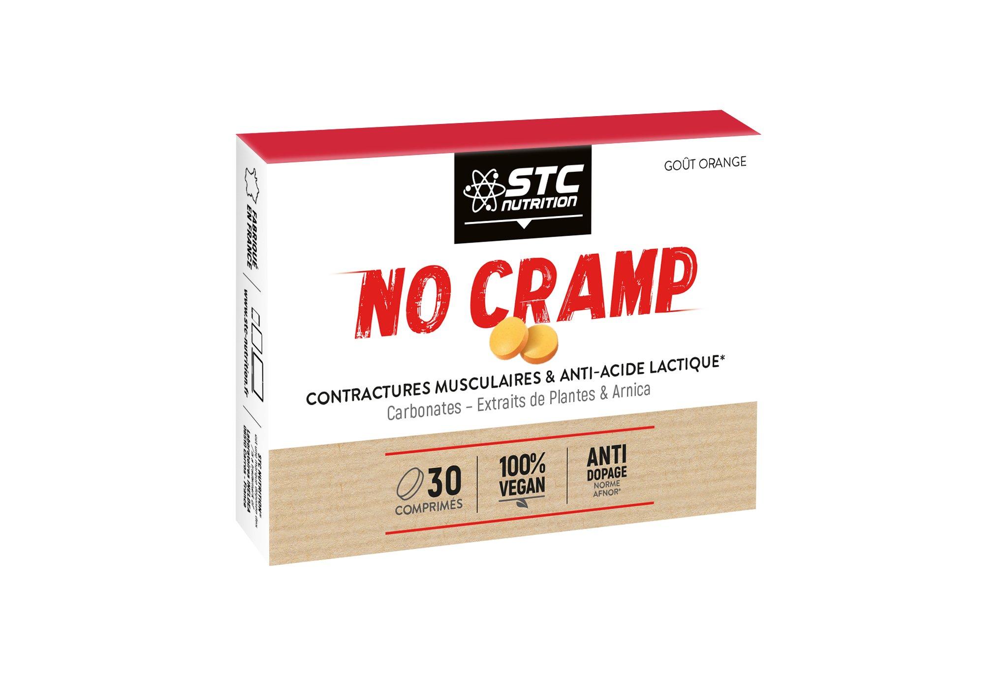 STC Nutrition No Cramp 30 Comprimés - 100% Vegan Diététique Compléments