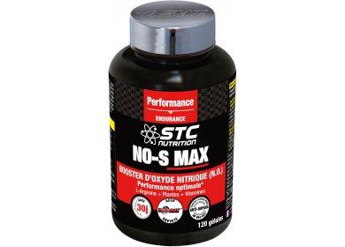 STC Nutrition NO-S MAX 120 gélules