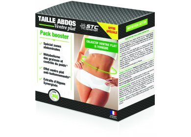 STC Nutrition Pack Booster Taille Abdos
