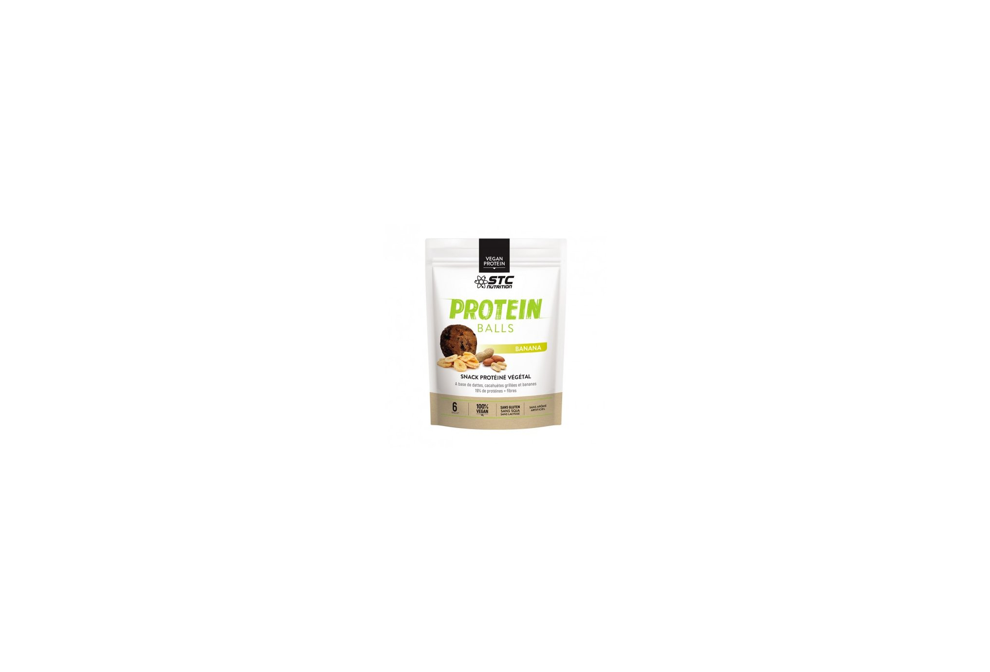 STC Nutrition Protein Balls - Banane Diététique Protéines / récupération