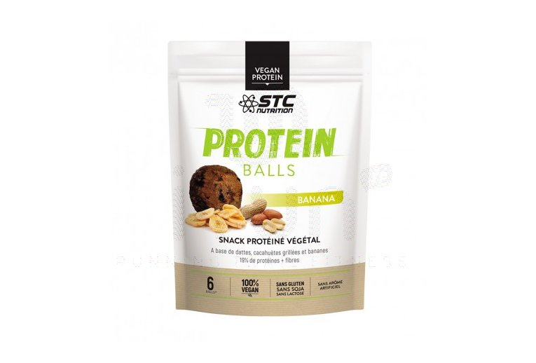 STC Nutrition Protein Balls - Banane
