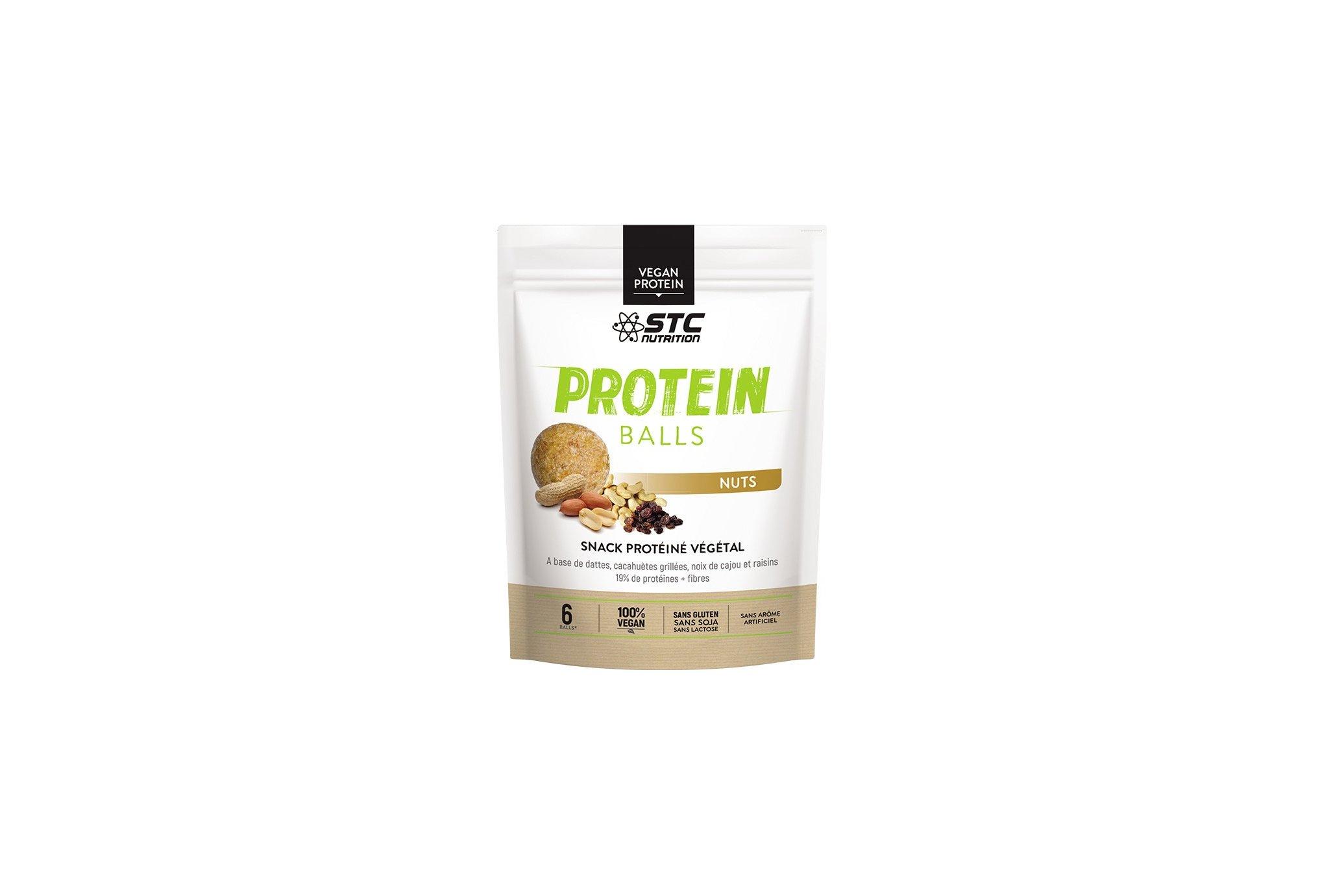 STC Nutrition Protein Balls - Nuts Diététique Protéines / récupération