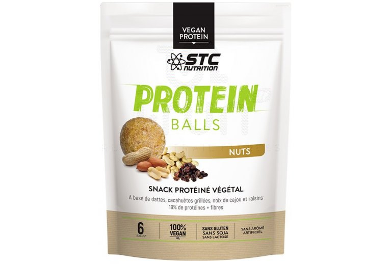 STC Nutrition Protein Balls - Nuts