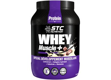 STC Nutrition Whey Muscle+ 750g - Chocolat
