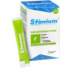 Stimium Etui de 20 sticks Régénération