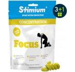 Stimium Gommes Focus 3 +1 offert - Citron