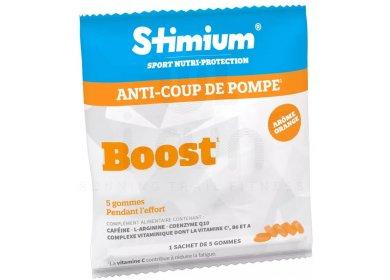 Stimium Sachet de 5 gommes Boost - Orange