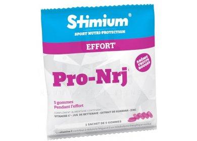 Stimium Sachet de 5 Gommes Stimium Pro-Nrj - Fruits rouges