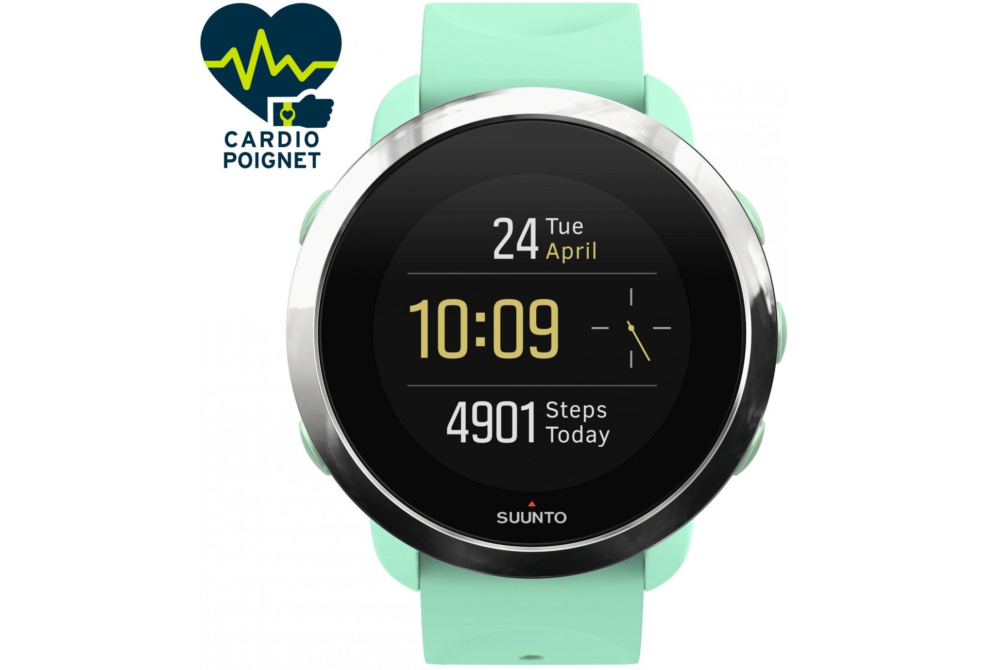 Suunto 3 Fitness Ocean Cardio-Gps