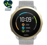 Suunto 3 Pebble White Light Gold