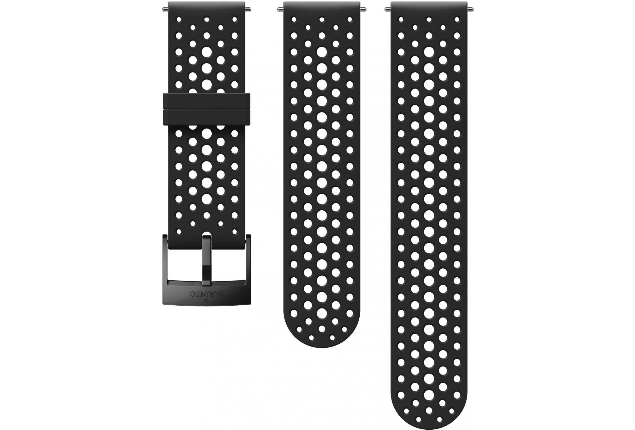 Suunto Bracelet Athletic 1 Silicone - 24 mm Accessoires montres/ Bracelets