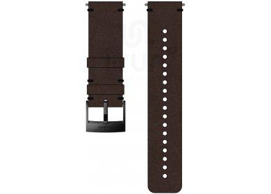 Suunto Pack 9 Baro Black + Bracelet Urban 2 Cuir Offert