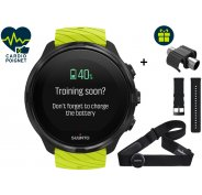 Suunto Pack 9 Lime Triathlon