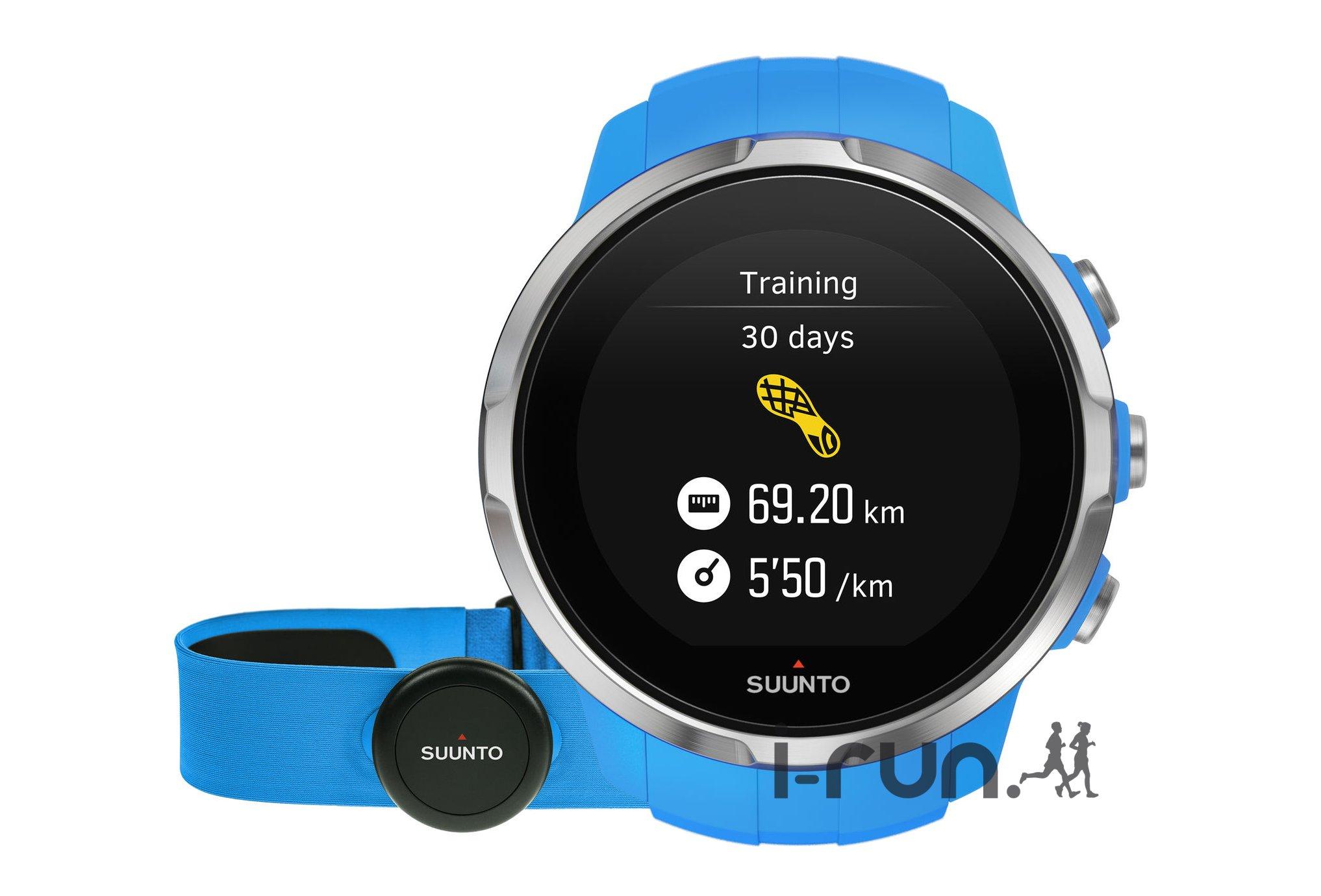 Suunto Spartan Sport Blue HR Cardio-Gps