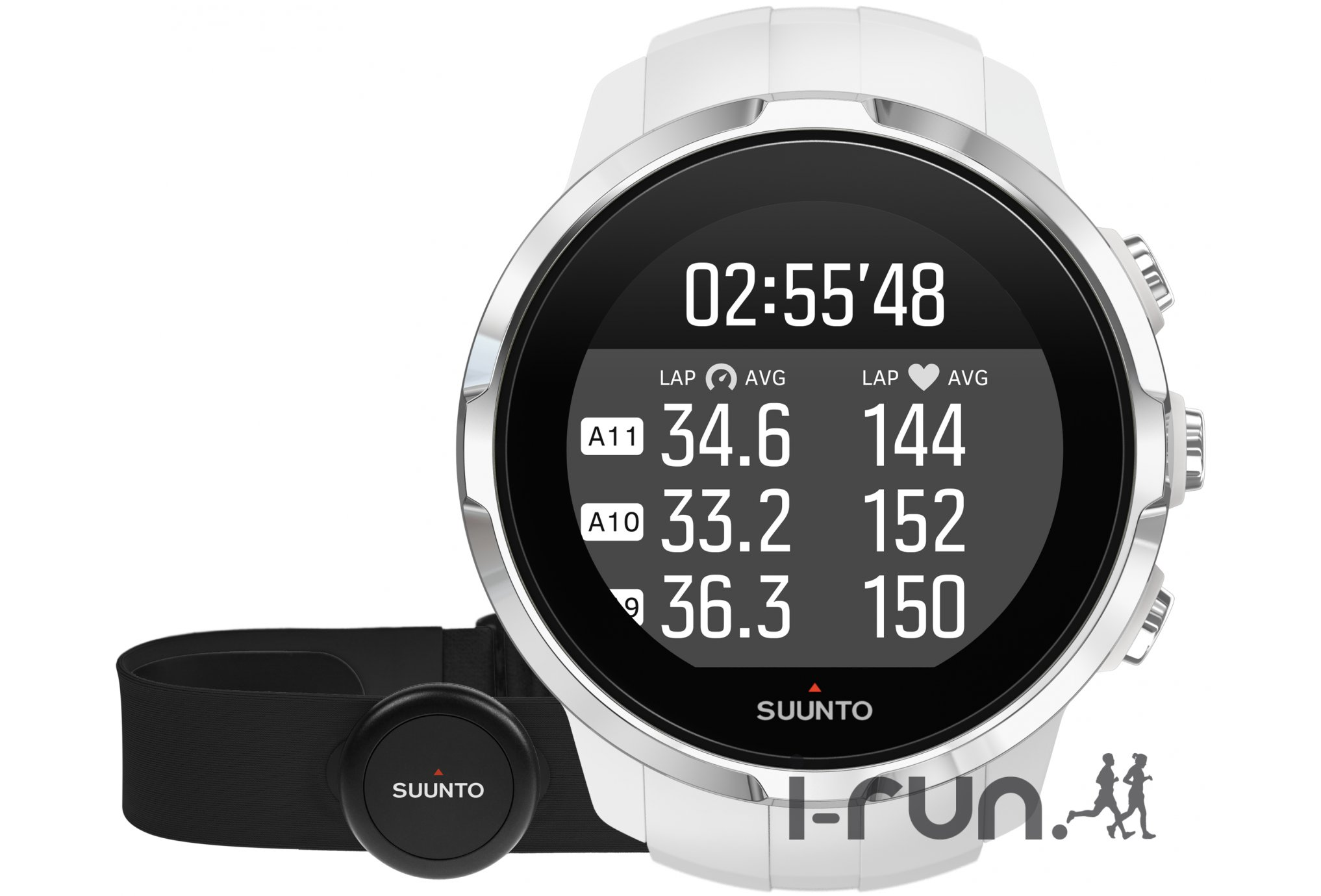 Suunto Spartan Sport White HR Cardio-Gps